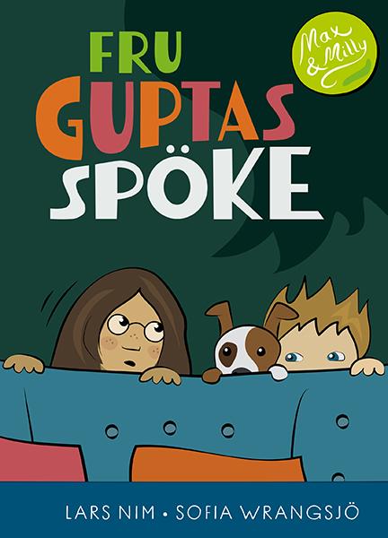 Fru Guptas spöke, barnbok